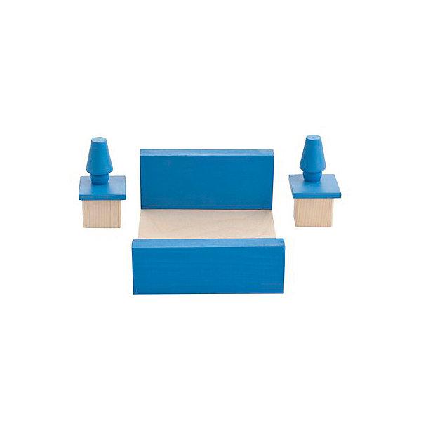 PAREMO Набор мебели для мини-кукол Paremo Спальня