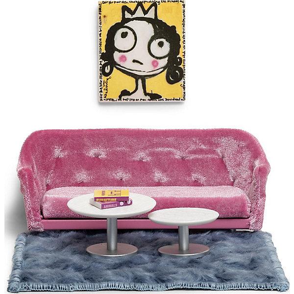 Фото - Lundby Набор мебели для домика Lundby Гостиная аксессуары для домика lundby садовый набор с питомцем