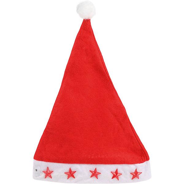 цены Новогодняя сказка Колпак Новогодняя сказка Звезды со светом, 28х38 см