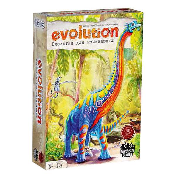 Правильные игры Настольная игра Эволюция: Биология для начинающих