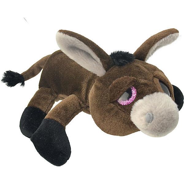 цена на Wild Planet Мягкая игрушка Wild Planet Ослик большой, 25 см