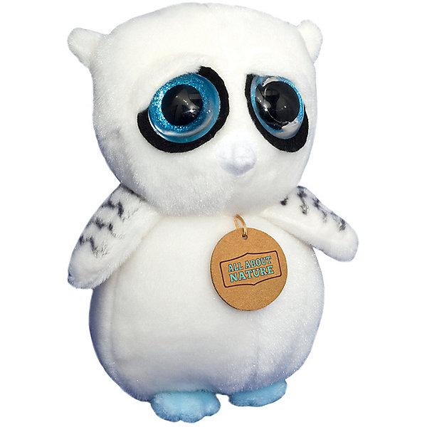 Купить Мягкая игрушка Wild Planet Сова, 25 см, Португалия, Унисекс