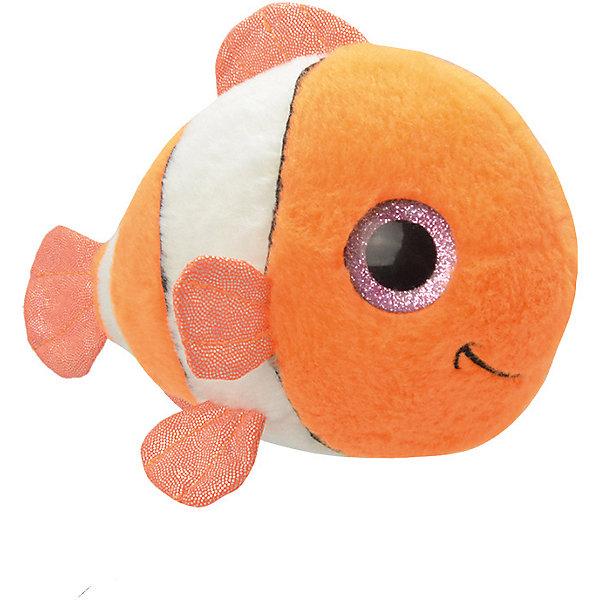 Мягкая игрушка Wild Planet Рыбка-клоун, 15 см, Португалия, Унисекс  - купить со скидкой