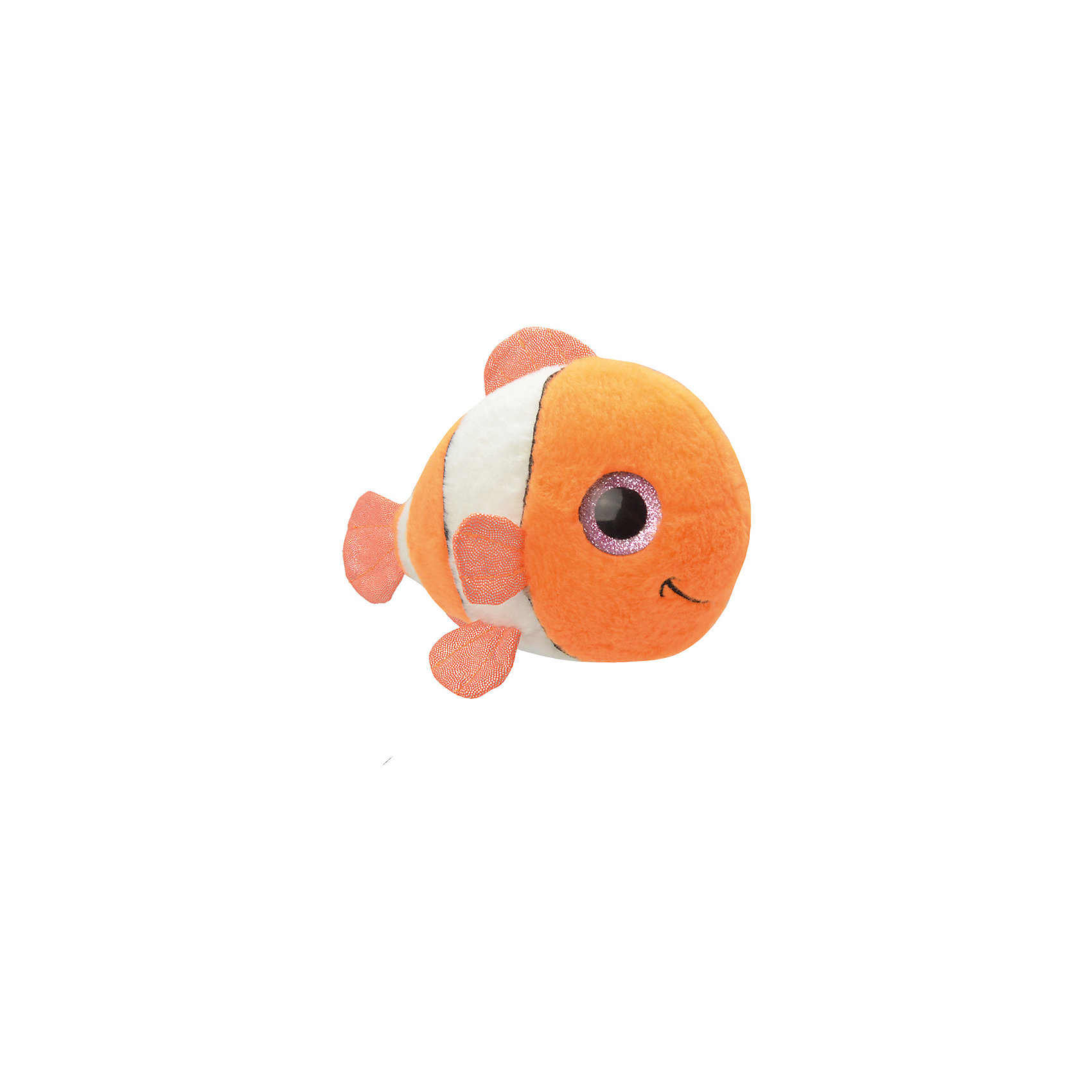 Мягкая игрушка Wild Planet Рыбка-клоун, 15 см по цене 854