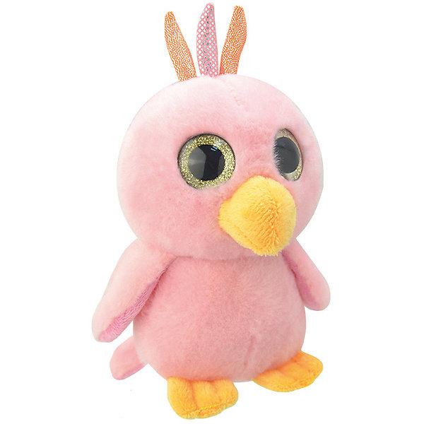 Купить Мягкая игрушка Wild Planet Какаду, 15 см, Португалия, Унисекс