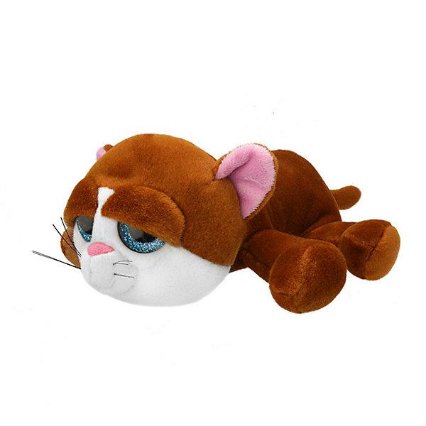 Купить Мягкая игрушка Wild Planet Коричневый кот, 25 см, Португалия, Унисекс