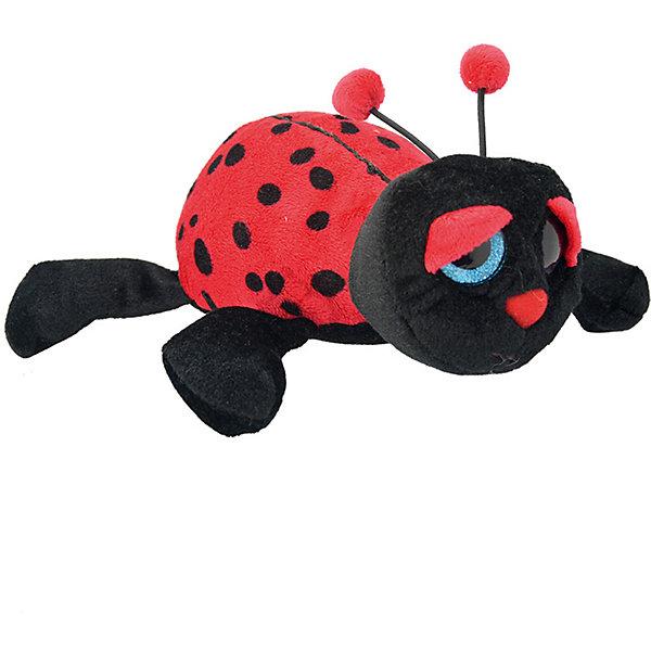 Wild Planet Мягкая игрушка Wild Planet Божья коровка, 25 см