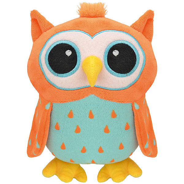 Купить Мягкая игрушка Wild Planet Сова-мучи, 22 см, Португалия, Унисекс