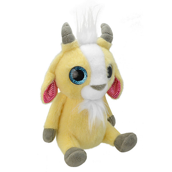 Купить Мягкая игрушка Wild Planet Козочка, 15 см, Португалия, Унисекс
