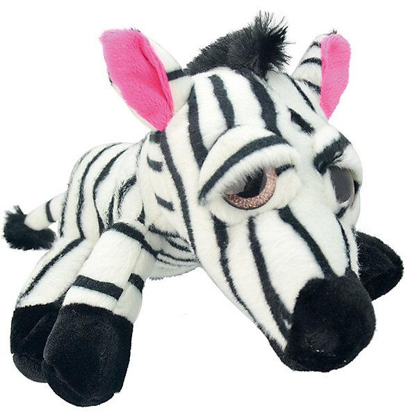 Купить Мягкая игрушка Wild Planet Зебра, 25 см, Португалия, Унисекс