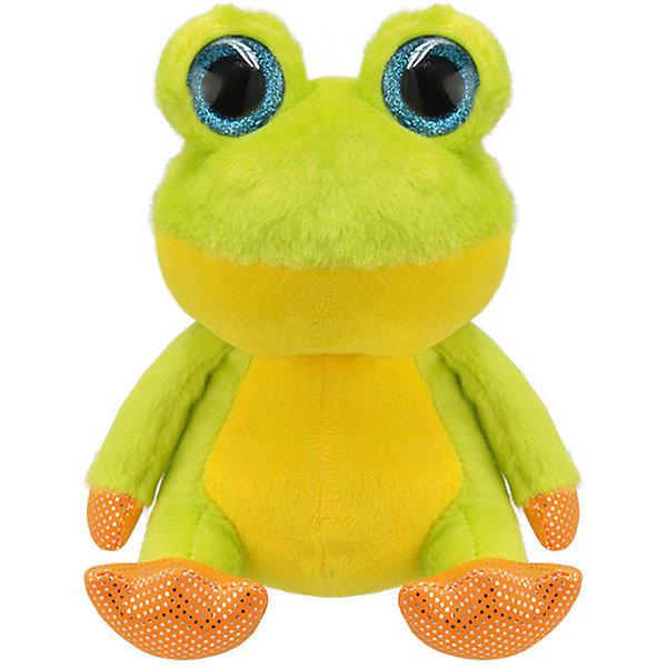 Купить Мягкая игрушка Wild Planet Лягушонок, 15 см, Португалия, Унисекс