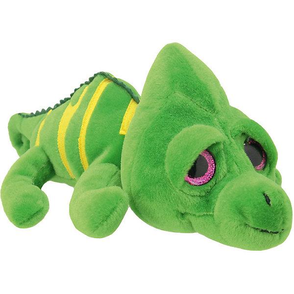 Купить Мягкая игрушка Wild Planet Хамелеон, 25 см, Португалия, Унисекс