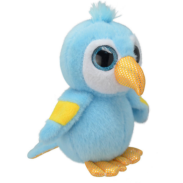 Купить Мягкая игрушка Wild Planet Попугай Ара, 15 см, Португалия, Унисекс