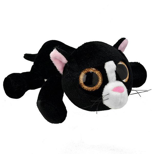 Купить Мягкая игрушка Wild Planet Черный кот, 25 см, Португалия, Унисекс