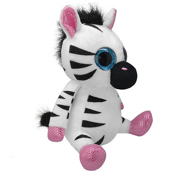 Купить Мягкая игрушка Wild Planet Зебра, 15 см, Португалия, Унисекс