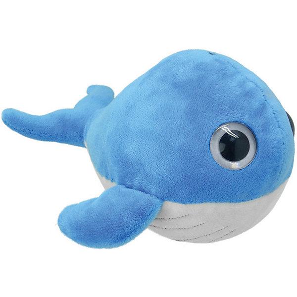 Купить Мягкая игрушка Wild Planet Кит, 15 см, Португалия, Унисекс