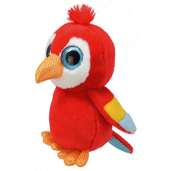 Купить Мягкая игрушка Wild Planet Попугай, 15 см, Португалия, Унисекс