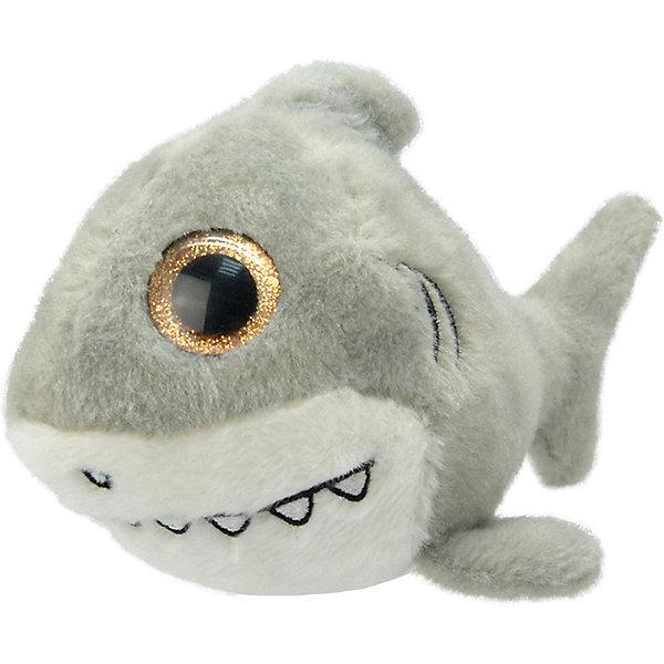 Купить Мягкая игрушка Wild Planet Акула, 15 см, Португалия, Унисекс