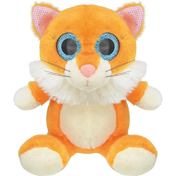 Купить Мягкая игрушка Wild Planet Котенок, 15 см, Португалия, Унисекс
