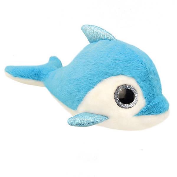 Купить Мягкая игрушка Wild Planet Дельфин, 15 см, Португалия, Унисекс