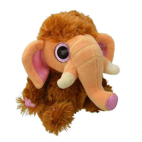 Купить Мягкая игрушка Wild Planet Мамонтенок, 15 см, Португалия, Унисекс