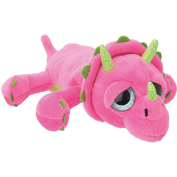 Мягкая игрушка Wild Planet Динозвар-трицераптор, 25 см, Португалия, Унисекс  - купить со скидкой
