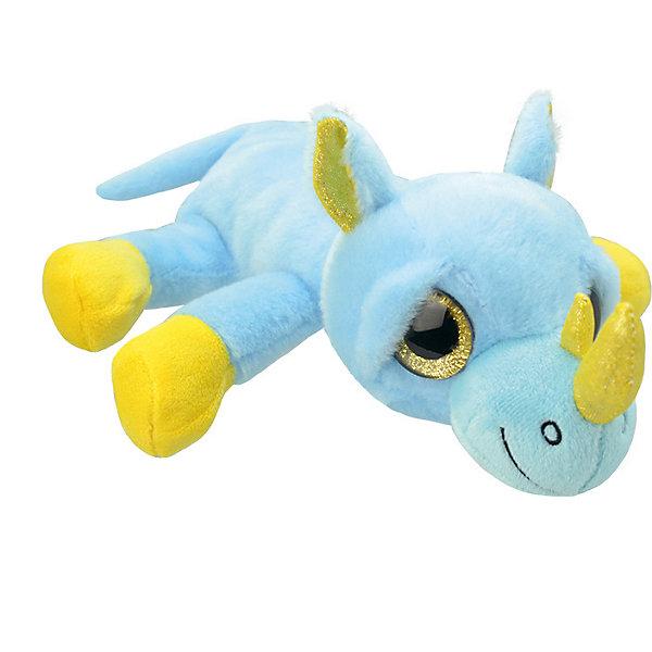 Купить Мягкая игрушка Wild Planet Носорог, 25 см, Португалия, Унисекс