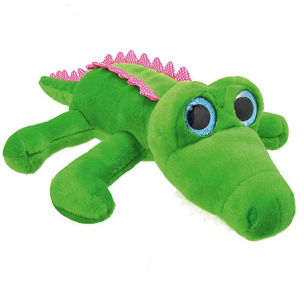 Купить Мягкая игрушка Wild Planet Крокодил, 25 см, Португалия, Унисекс
