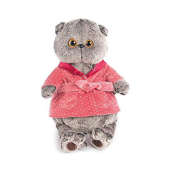 Budi Basa Одежда для мягкой игрушки Темно-розовый халат, 22 см