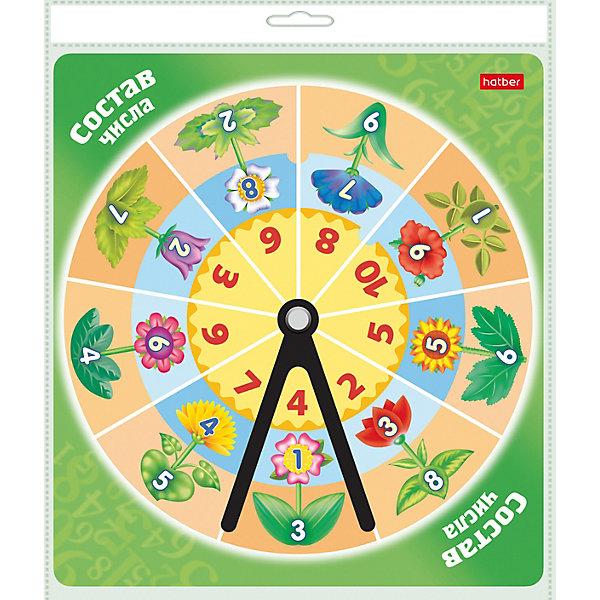 Hatber Обучающая игра Hatber Состав числа корвет обучающая игра давайте вместе поиграем