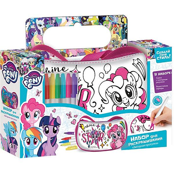 Купить Мини-сумка для раскрашивания Origami My little pony, Россия, Женский