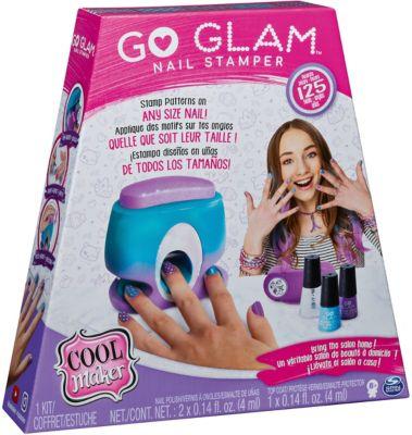 "Cool Maker Косметический набор Cool Maker Go Glam, принтер для ногтей"""