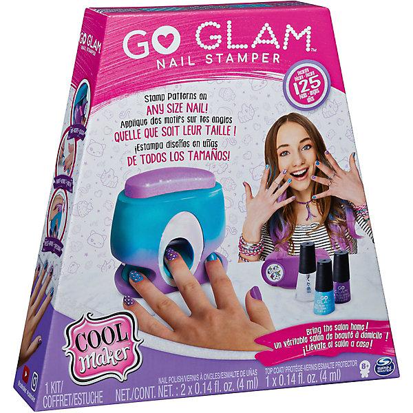 Косметический набор Cool Maker Go Glam, принтер для ногтей , Spin Master, Китай, Женский  - купить со скидкой