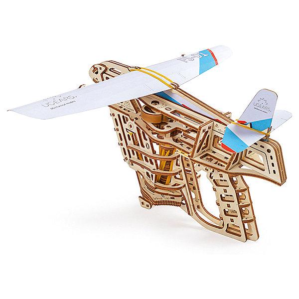 UGEARS Конструктор Ugears Пускатель самолётиков
