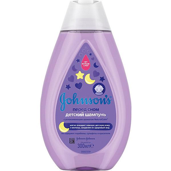 Johnson`s baby Шампунь для волос Johnson's baby перед сном 500 мл детское масло johnson s baby перед сном 200 мл
