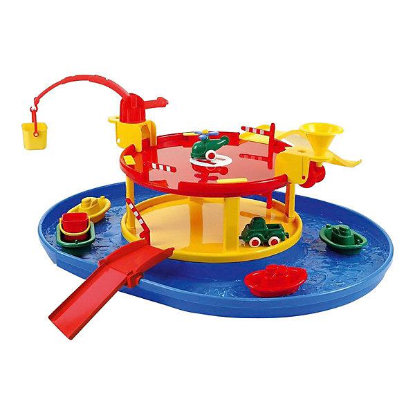 Viking Toys Игровой набор Viking Toys Viking City Порт с гаванью цена 2017