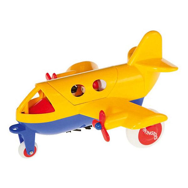 цена на Viking Toys Игровой набор Viking Toys Самолет Jumbo с 2 фигурками,