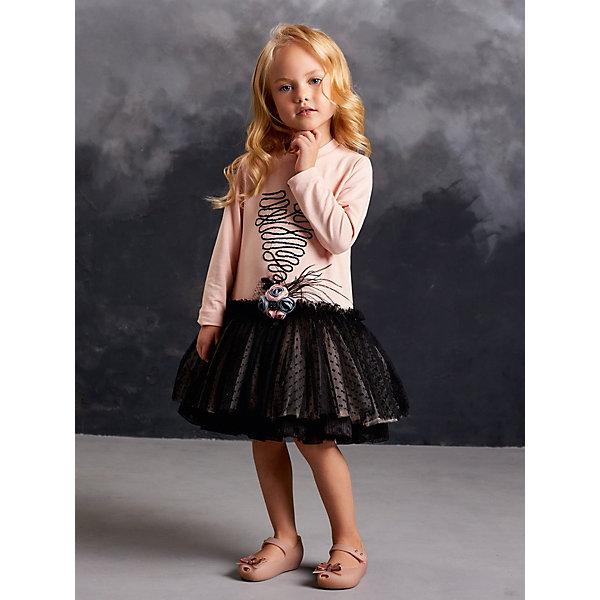 Купить Нарядное платье Valini, Россия, розовый, 122, 134, 128, 116, 104, 98, 110, Женский