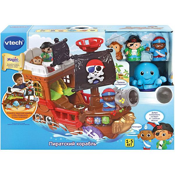Игровой набор Vtech Пиратский корабль фото