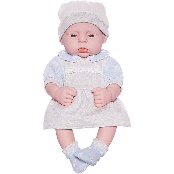 Junfa Toys Пупс Junfa в платье, с аксессуарами