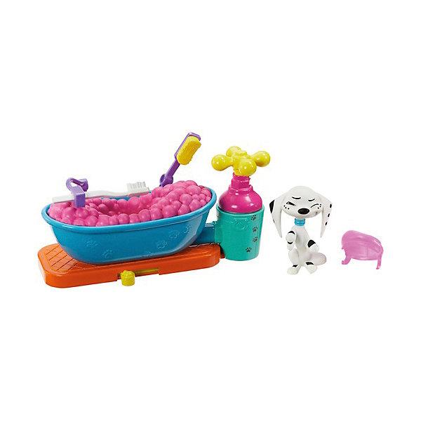 Mattel Игровой набор Disney Улица 101 Далматинца Весёлое купание с Долли