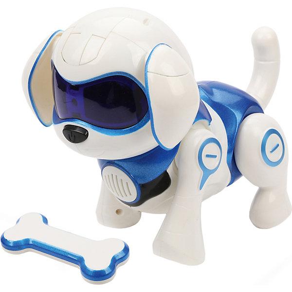 Наша Игрушка Интерактивный робот Пёс Дружок, свет и звук