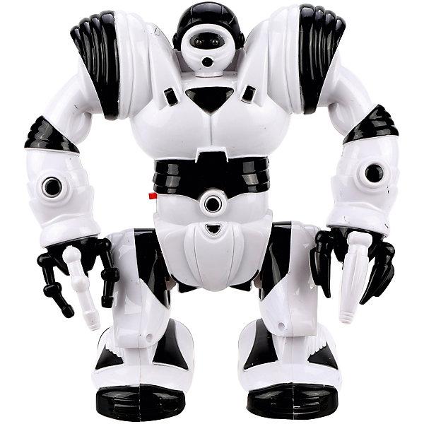 Наша Игрушка Интерактивный робот Игрушка, свет и звук