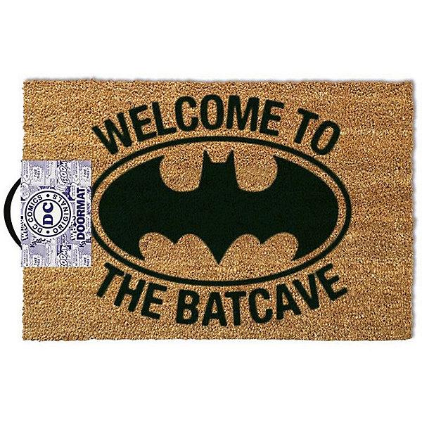 Pyramid Коврик Pyramid: DC Бэтмен Добро пожаловать в Бэт-пещеру, GP85021