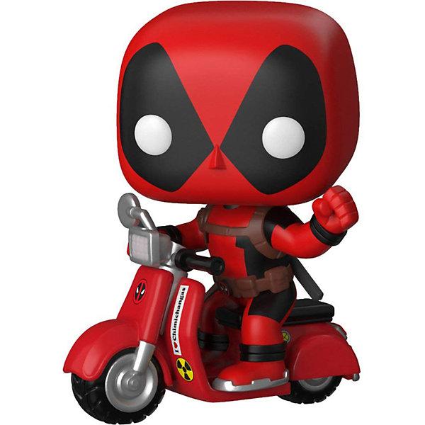 Funko Фигурка Funko POP! Rides: Deadpool Дэдпул и скутер, 30969