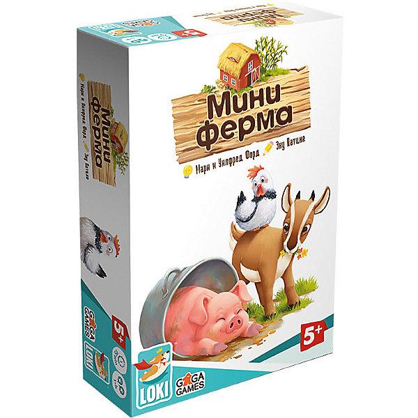 GaGa Games Настольная игра Мини-ферма
