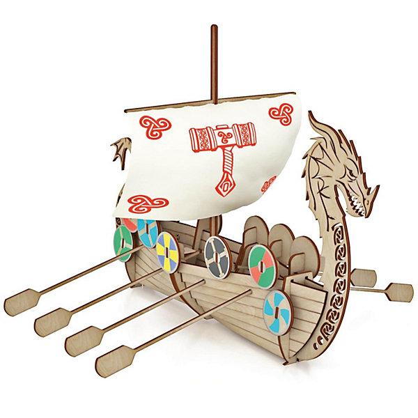 Сборная модель ХэппиДом Корабль