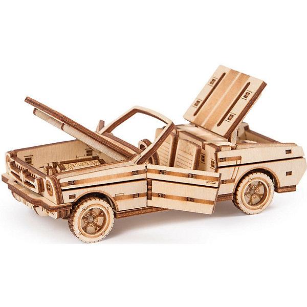 Сборная модель Wood Trick Кабриолет