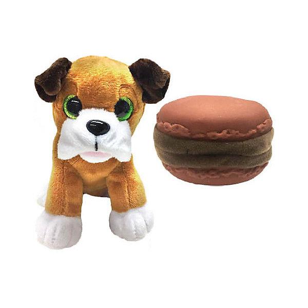 Premium Toys Мягкая игрушка-трансформер Sweet Pups Сладкие щенки, Боксёр
