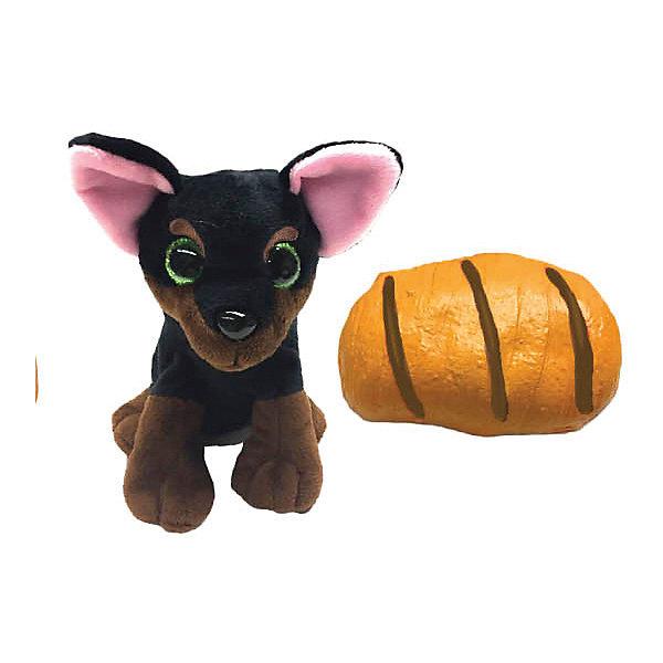 Premium Toys Мягкая игрушка-трансформер Sweet Pups Сладкие щенки, Цверг пинчер